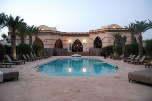 Perfect honeymoon in the Palmeraie Morocco