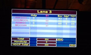 shocking bowling scores
