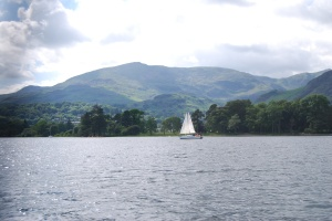 Lake Coniston, Lake District